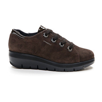 PLUME 5 GOAT SUEDE